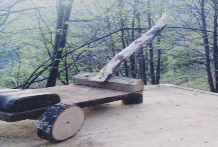 Bioconstrucción para peques: carpintería artesanal