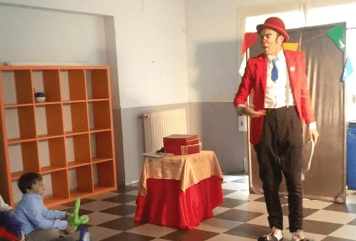Mr. Piojillo Clown