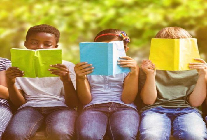 Club de lectura para niños y niñas de 6 a 12 años