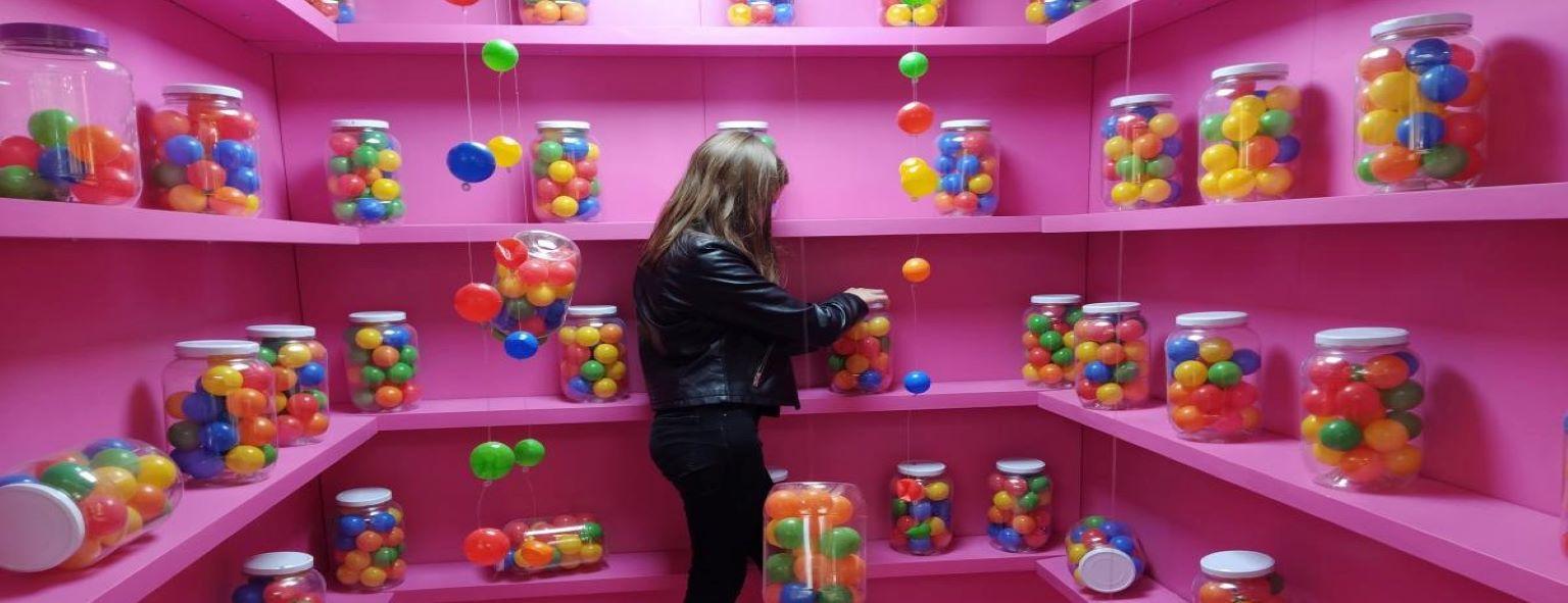 exposición sweet gallery