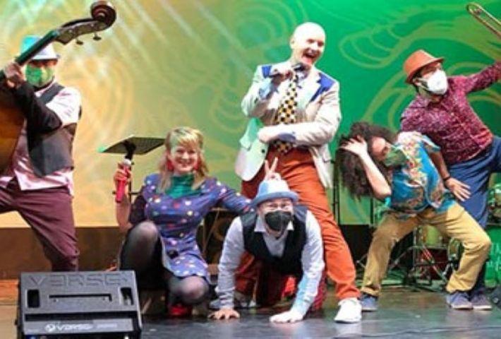Espectáculo Musical: Swing for Kids
