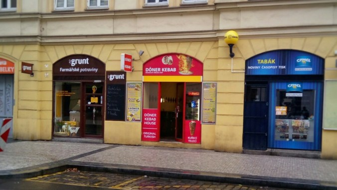 Kebab House Bělehradská, Praha
