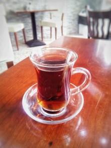 Čaj zdarma - Hollywood kebab haus, Teplice