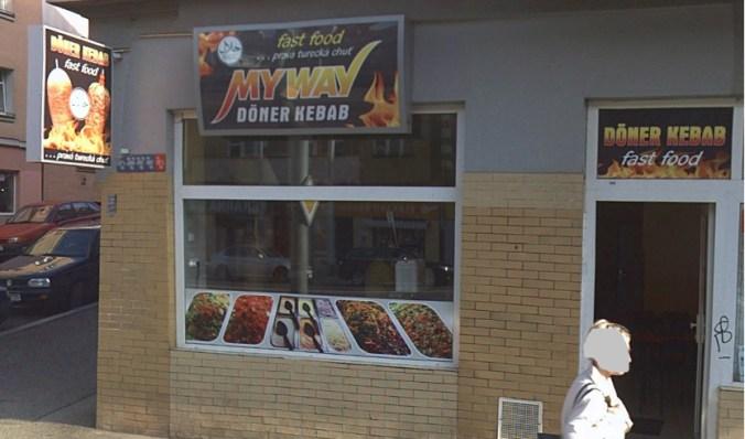 MyWay Döner Kebab, Praha - Břevnov