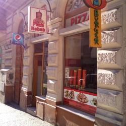 Kebab Žitná, Praha
