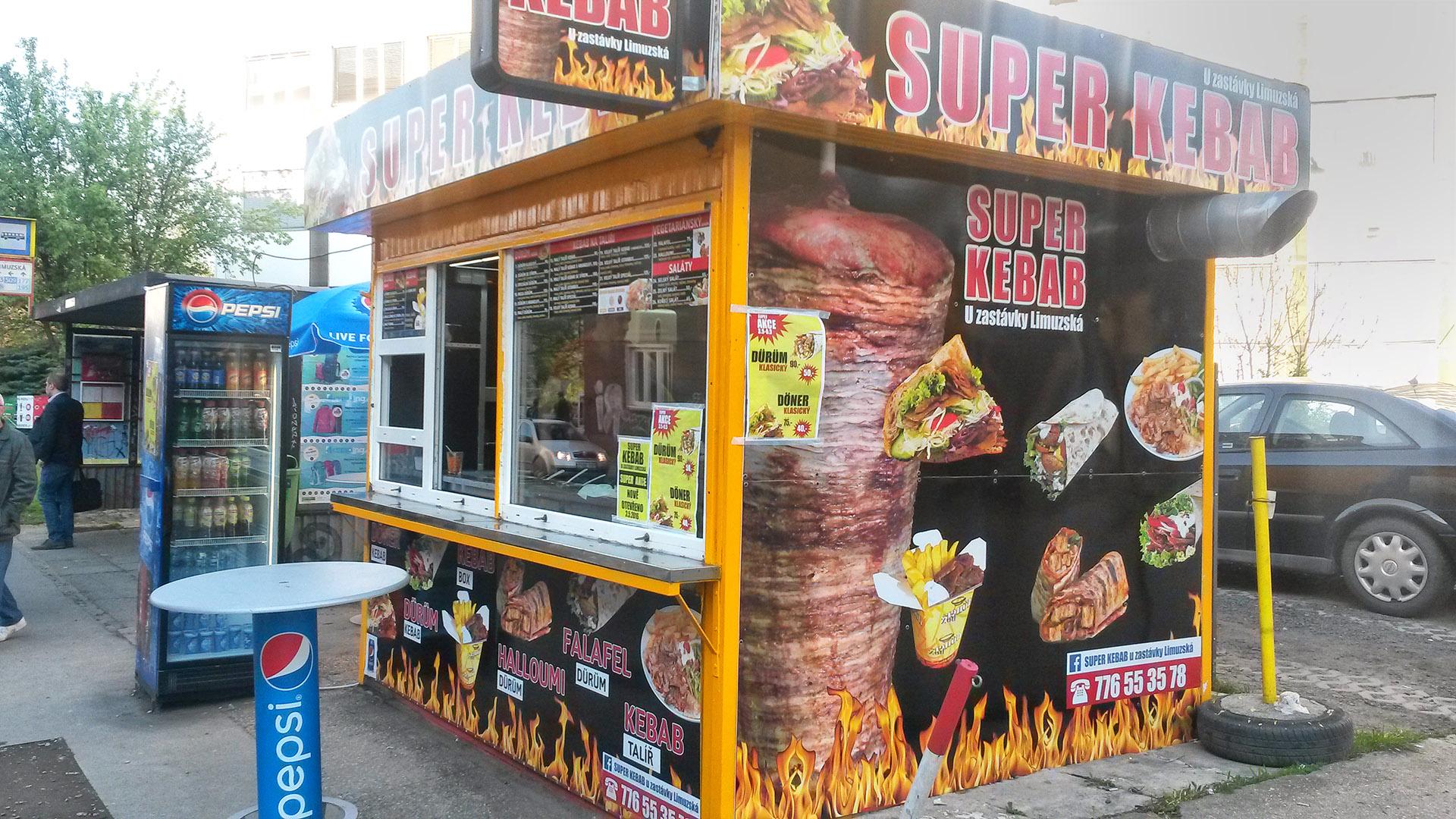 Super Döner Kebab Limuzská