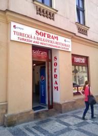 Sofram kebab, Praha