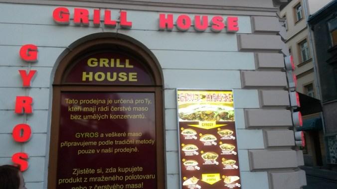 Grill House (Hradec Králové)