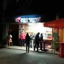 Exteriér - Kebab Samuel, Milovice