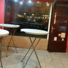 Interiér - Kebab Star & Pizza Dejvice