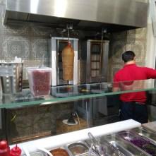 Příprava - Queen's kebab Vršovice