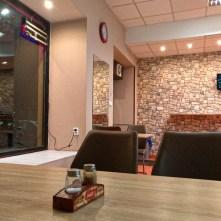 Interiér je moc pěkný - Döner kebab Vršovické náměstí