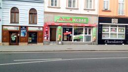Sultán v Pařížské - Sultan Kebab (Ústí nad Labem)