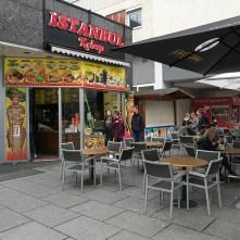 Exteriér - Istanbul kebab, Dráždany