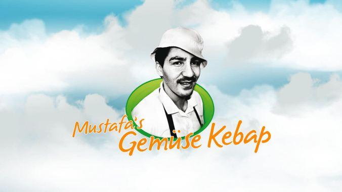"""Oficiální logo kebabárny - """"Mustafa's Gemüse Kebap"""" expanduje do Mnichova"""