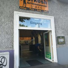 Vstup - Urkesh Grillrestaurant (Magdeburg)