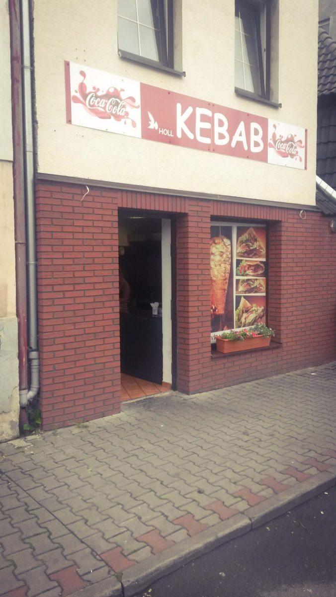 Tak to se na to podívejme tedy - Holl Kebab (Chabařovice)