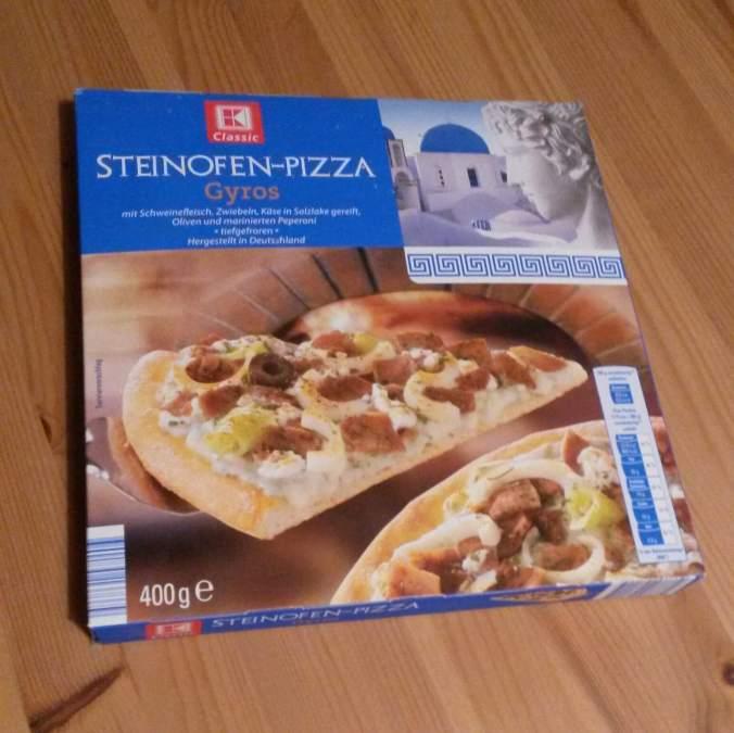 Rychle otevřít - Pizza Gyros