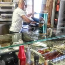 Už se na tom pracuje, Pizzeria U Tahira, Děčín