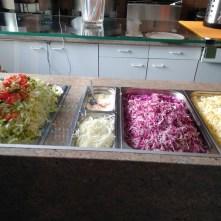 Čerstvá zeleninka - Chačapuri - Kebab (Beroun)