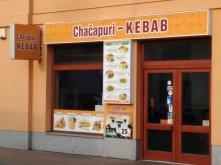Exteriér - Chačapuri - Kebab (Beroun)