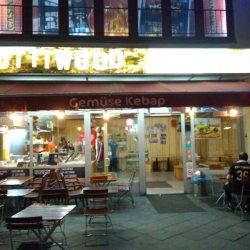 Rozmazaný exteriér - Kottiwood (Berlín)