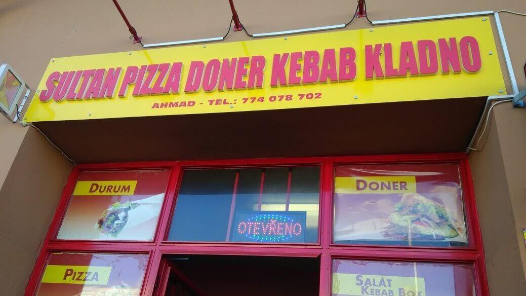 Sultan Pizza Doner Kebab (Kladno)