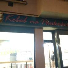 Exteriér - Kebab Na Pankráci (Praha)