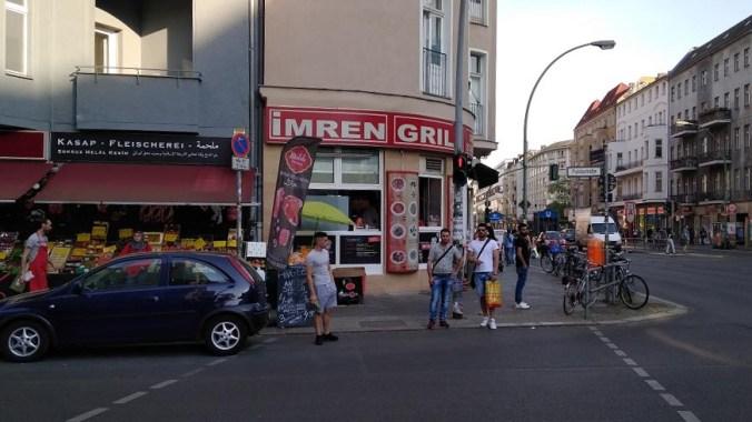Imren Grill Karl Marx Strasse (Berlin)
