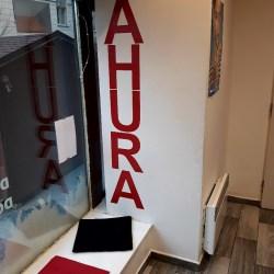 Místo k sezení - Ahura Kebab, Karlovy Vary
