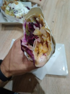 Na zkus - Bustan kebab, Praha