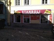Exteriér - Stanboli Döner kebab Trutnov