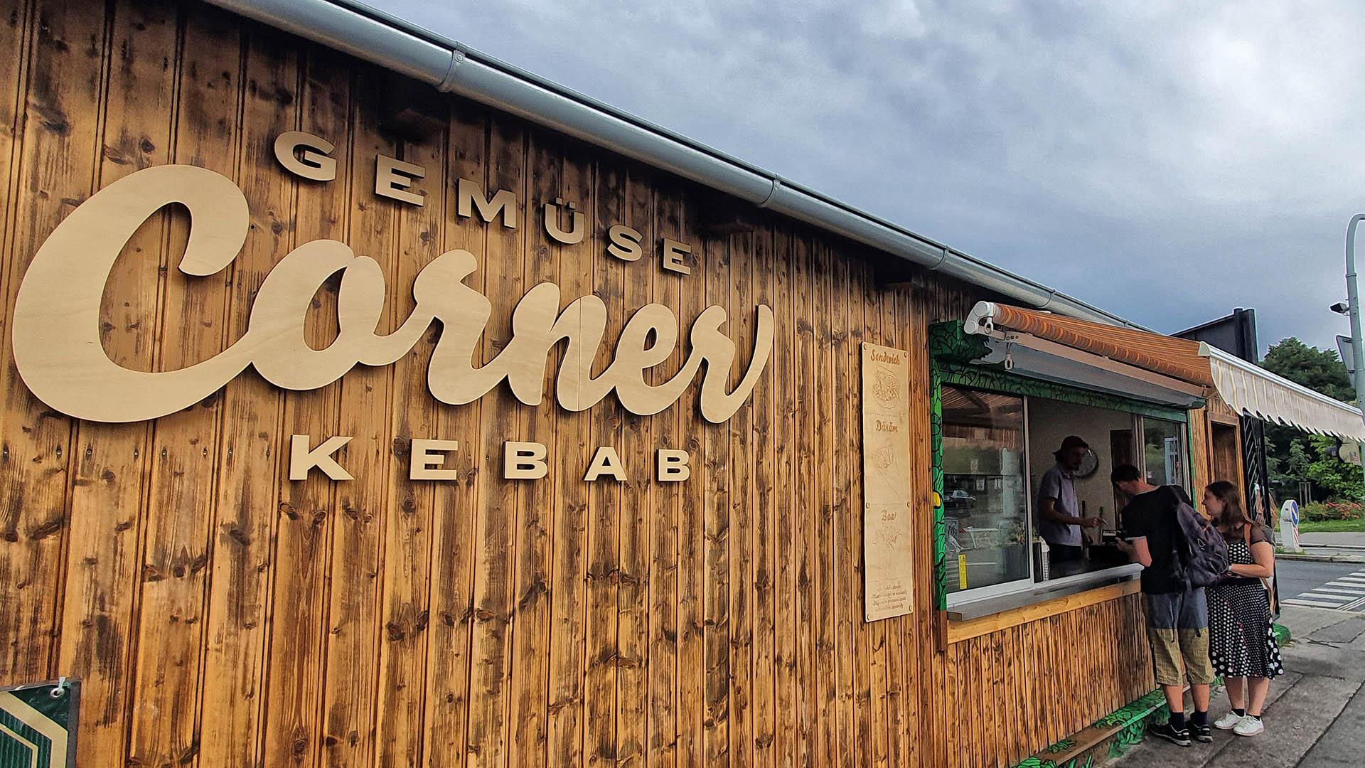 Gemüse Corner Kebab Podolí (Praha)