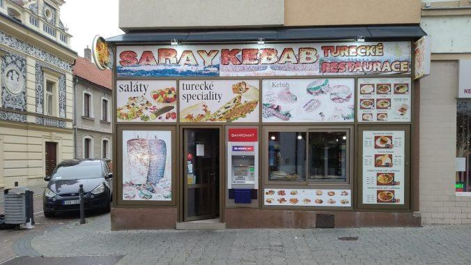 Saray kebab (Kladno)
