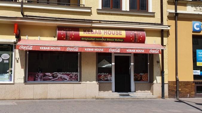 Kebab House, České Budějovice