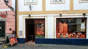 Kebab House, Český Krumlov