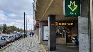 Kebab Flora, Praha