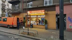 Šehrazad Kebab, Praha -Vršovice
