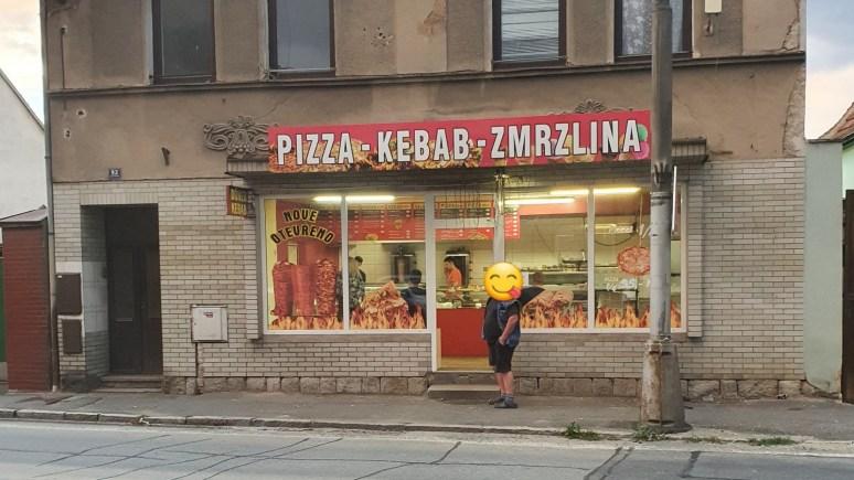 Pizza Kebab Zmrzlina, Horšovský Týn
