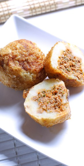 Kheema Pattice - Kebab Bistro