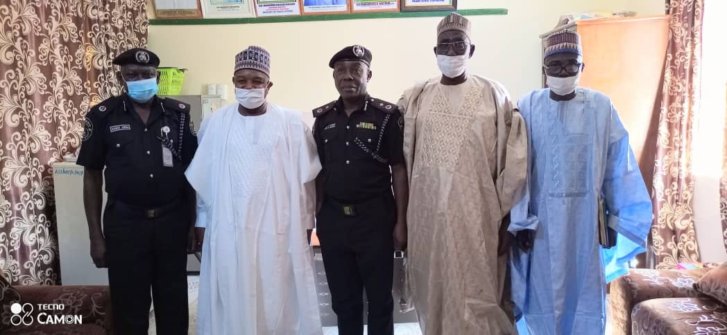 Kebbi Governor commends security agencies
