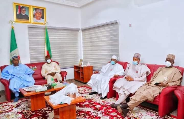 Insurgency: Chairman, Progressives Governors Forum visits Borno
