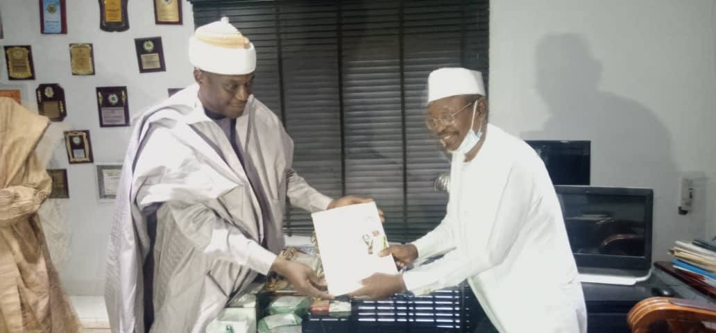 Completion of Academic Doctorate Degree: Emir of Zuru Congratulates Kebbi State Deputy Governor