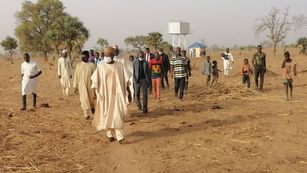 Fumigation of drains in 4 Emirates begins in Kebbi
