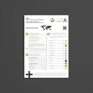 Enea Executive Summary A4 Template