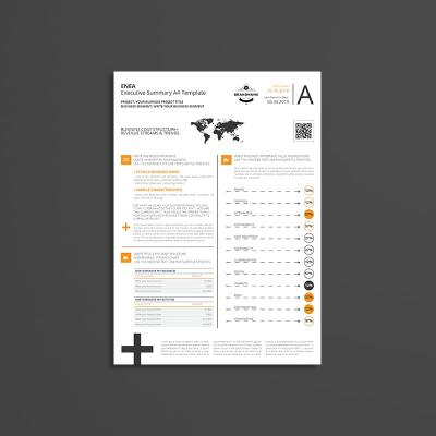 Enea Executive Summary A4 Template