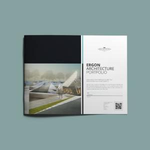 Ergon Architecture Portfolio US Letter Landscape