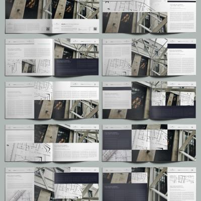 Iolkos Architecture Portfolio US Letter Landscape - Layouts