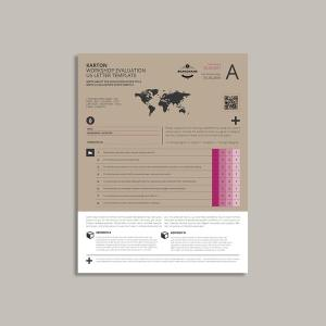 Karton Workshop Evaluation US Letter Template
