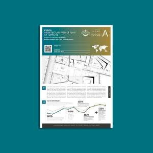 Kyros Architecture Project Plan A4 Template
